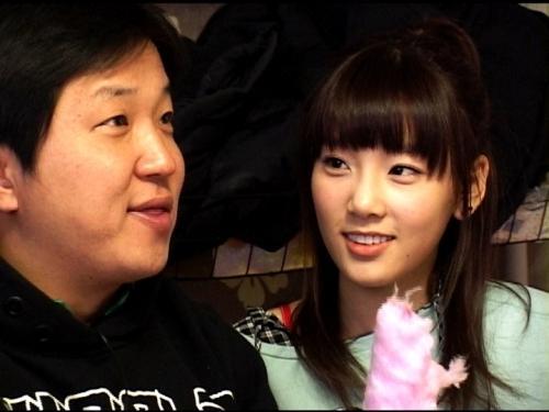 WGM Hyung Don and Taeyeon